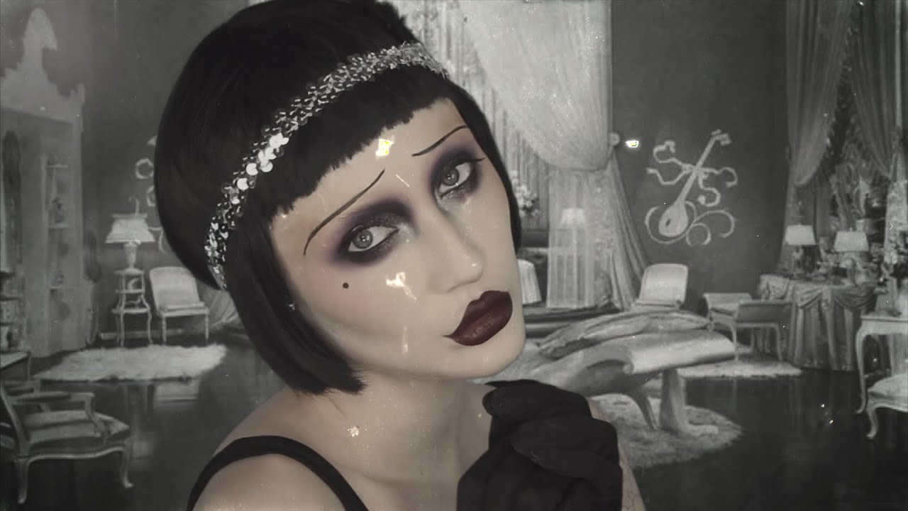 Flapper Makeup Tutorial - Spirit Halloween