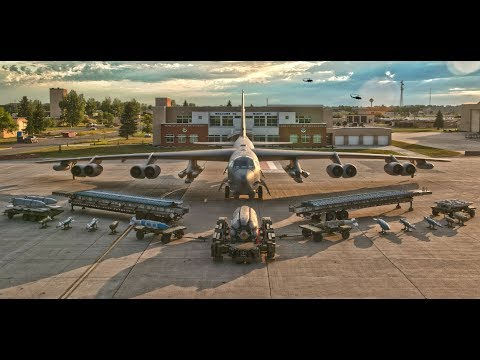 Welcome to the 5 OSS: Minot AFB