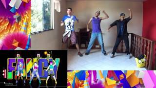 Fancy - Just Dance 2016 [with Kelvin and Allison]
