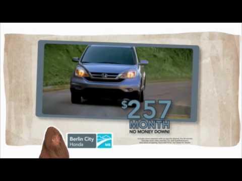 Portland, Maine Honda Dealer Offers $257/mo Lease On A 2010 Honda CRV