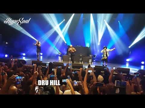 112 / DRU HILL / GINUWINE Live in Paris @ L'Olympia (20th Anniversary Tour)