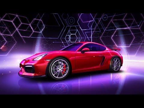 Unlocking the Porsche Cayman GT4 with 35 blueprints in Asphalt 8! (Mobile gameplay) (Part 2)