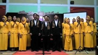 medley Nusantara Paduan Suara SMAN 1 Kuningan
