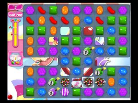 Candy Crush Saga Level 2214 - NO BOOSTERS