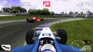 Formula One 2003 PS2 Gameplay HD (PCSX2)