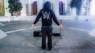 Alan Walker - Faded ( Live ) Street...