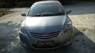 2010 Toyota Vios 1.5E auto Simple Review