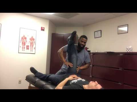 Manual Therapy & Exercise Training At Advanced Chiropractic Relief By Joseph