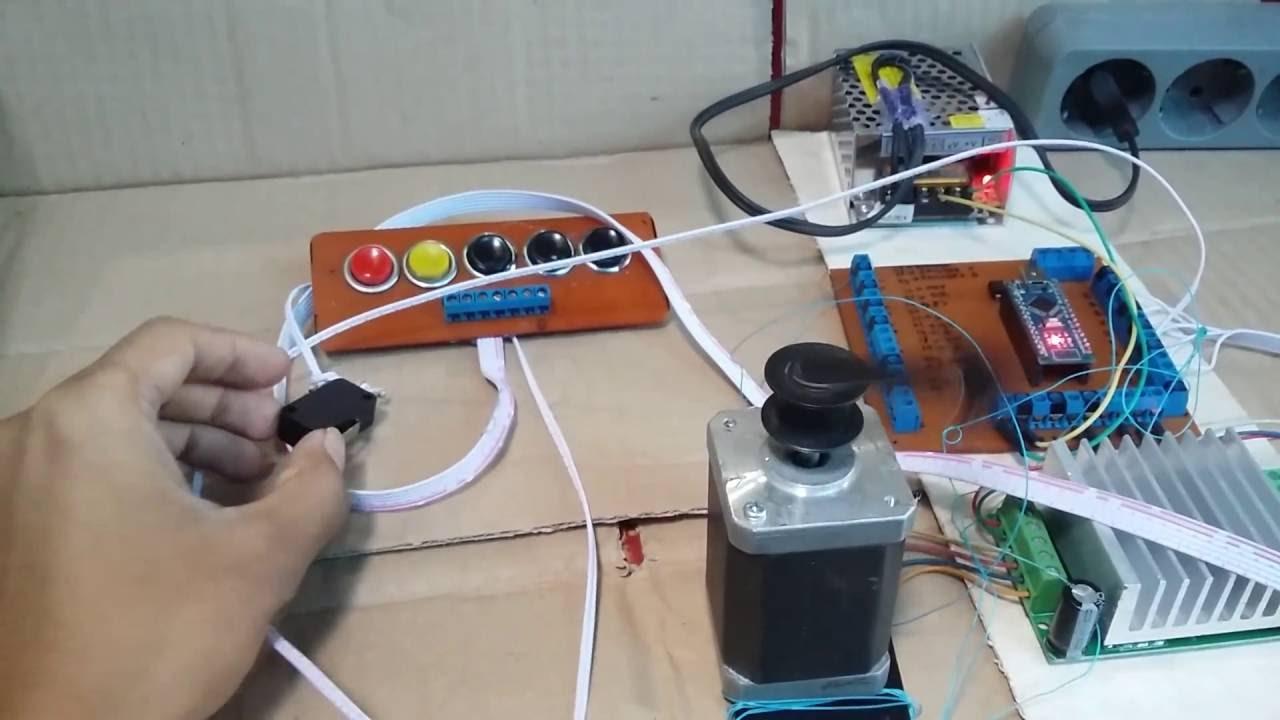 dtg printer menggunakan arduino