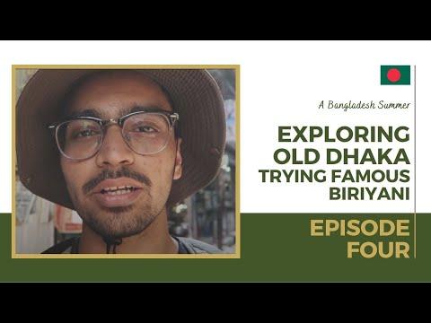 Bangladesh Travel Guide - Old Dhaka