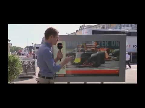 Analytics Ricciardo by Paul Di Resta Post Monza 2017 F1