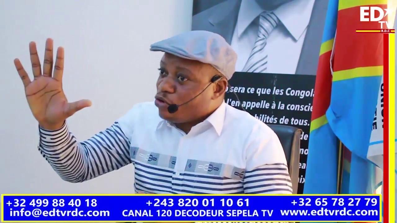 SALON DE RÉFLEXION: UDPS, CONGRES, SIÈGE, TSHIBALA, MUBAKE..., JM KABUND MET FIN AUX POLÉMIQUES