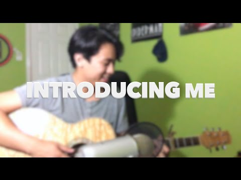 Introducing Me - Nick Jonas Cover
