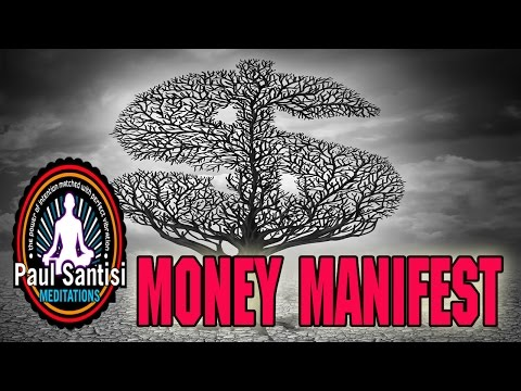 Money Manifest Truth Revealed + 1000's Affirmations Guided Meditation 3D Sound Paul Santisi