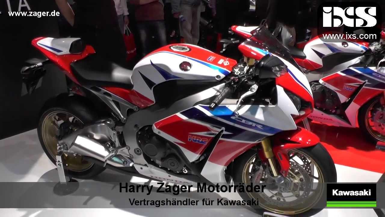 2014 Honda Fireblade SP 1000 HRC Design with oehlins on