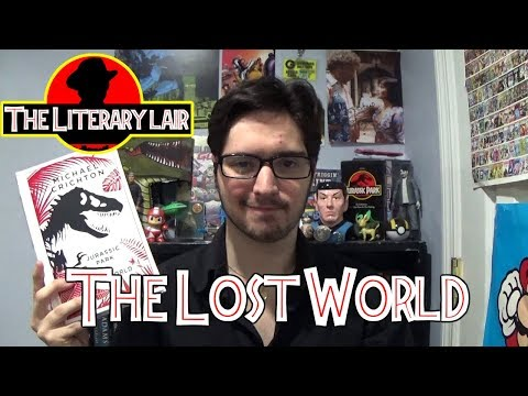 The Literary Lair: The Lost World