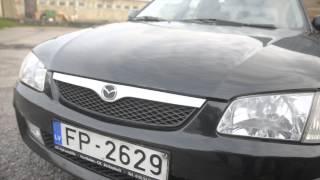 Pērc manu Mazda 323f!