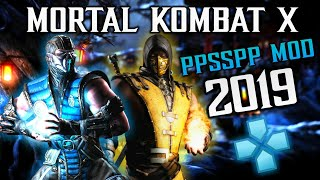 Mortal Kombat Unchained HD texture pack PPSSPP