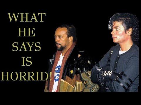 Quincy Jones: No Friend of Michael Jackson!