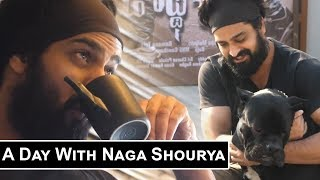 Naga Shourya Birthday Special Video || A Day in the Life of Naga Shourya