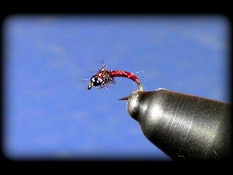 snake fly tying instructions