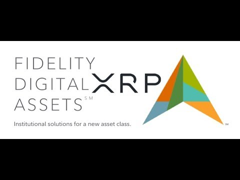 Fidelity Bitcoin Ripple XRP Investment Hypothesis