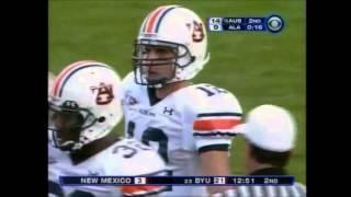 2006 #15 Auburn vs. Alabama Highlights