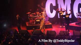 Yo Gotti, Zed Zilla Live @The Norva.. Road To Riches (Filmed By @TeddyBipolar)