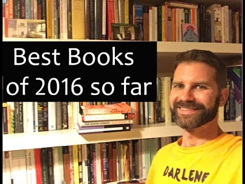 Best Books of 2016 so far & Book Giveaway