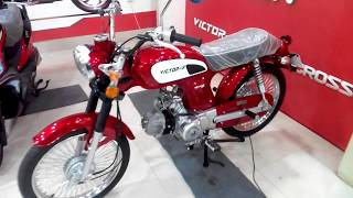 Lifan Victor r Classic 100cc cafe racer First Impression | Review | Price in bangladesh