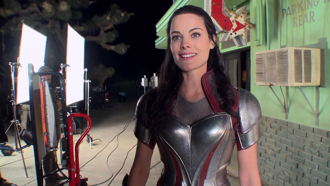 Jaimie Alexander agents of shield