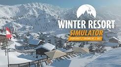 Winter Resort Simulator | Official Modding Teaser 2020 | Aerosoft
