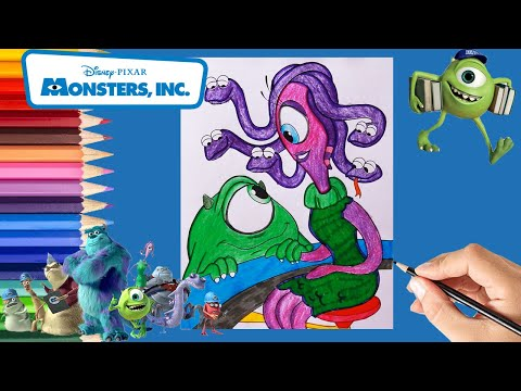 Monsters University - Scott Scouishy Squibbles Mother #1 ... | 360x480