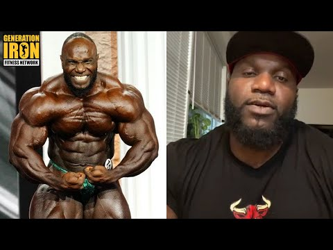 Akim Williams: The Secret To Improving Conditioning On A Pro Bodybuilding Level