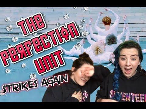 SEVENTEEN [세븐틴] PERFORMANCE UNIT 13월의 춤 [LILILI YABBAY] MV REACTION