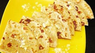 दशमीची पोळी   Dashmi Roti Recipe   Sweet Roti   madhurasRecipe   Meetha Paratha