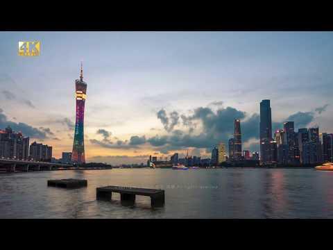 GuangZhou 2017 Timelapse 4K