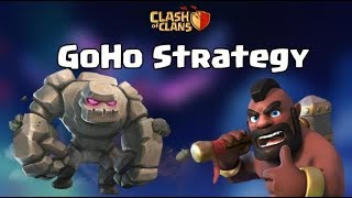 GOHO- ATTACK 🔫👊 RETURN MOST DEADLY ATTACK IN CLASH OF CLANS😡