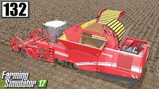 Zbiór ziemniaków - Farming Simulator 17 (#132)