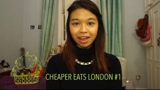 ANOTHERSUNDAYVIDEO: Happy Holidays - Cheap Eats London #1