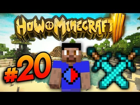 How To Minecraft S3 #20 'DUELING RED TEAM!' with Vikkstar