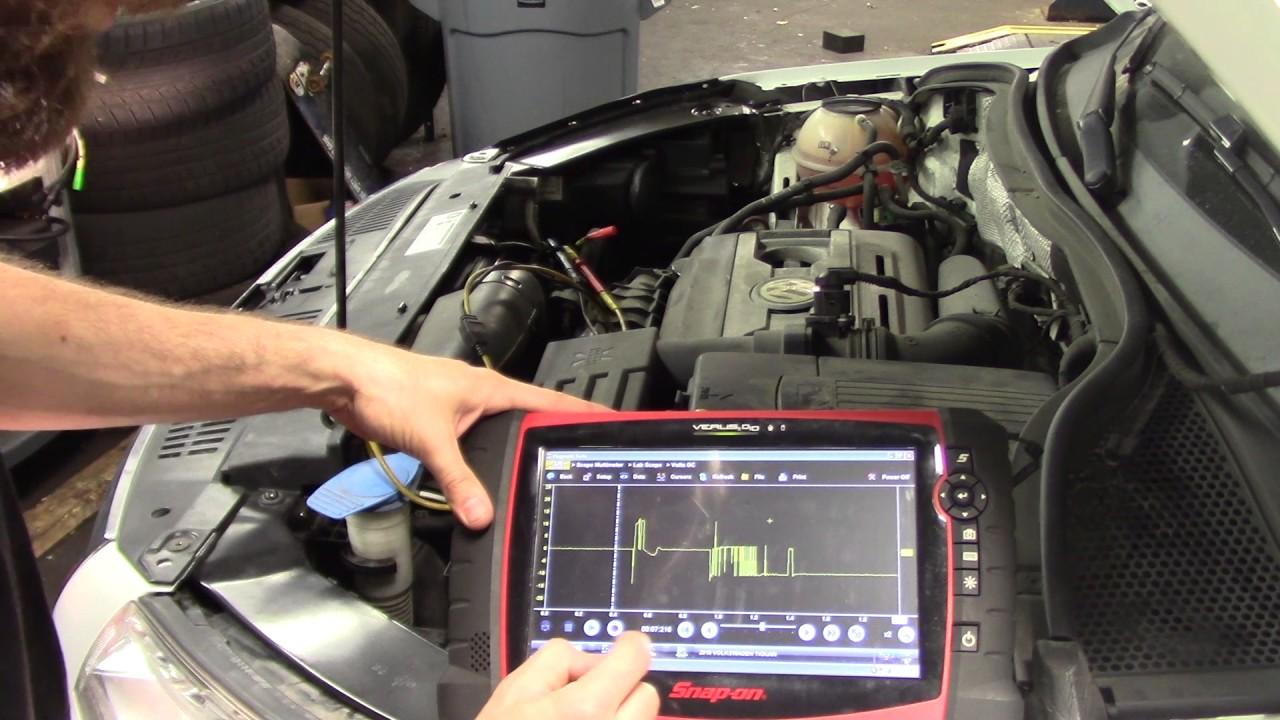 2010 Volkswagen Tiguan 2.0T- MIL/EPC P1545 Throttle Valve Controller Malf. (no throttle response ...