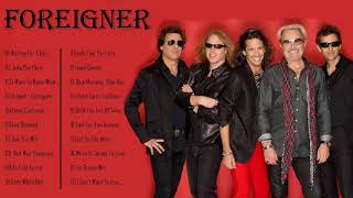 Foreigner Greatest Hits 2020 - Complete Greatest Hits Full Album of Foreigner