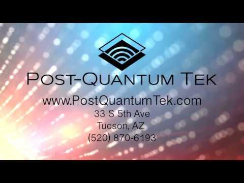 Post-Quantum Tek Promo