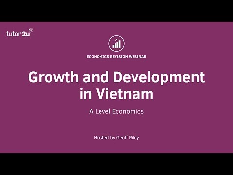 Growth and Development in Vietnam