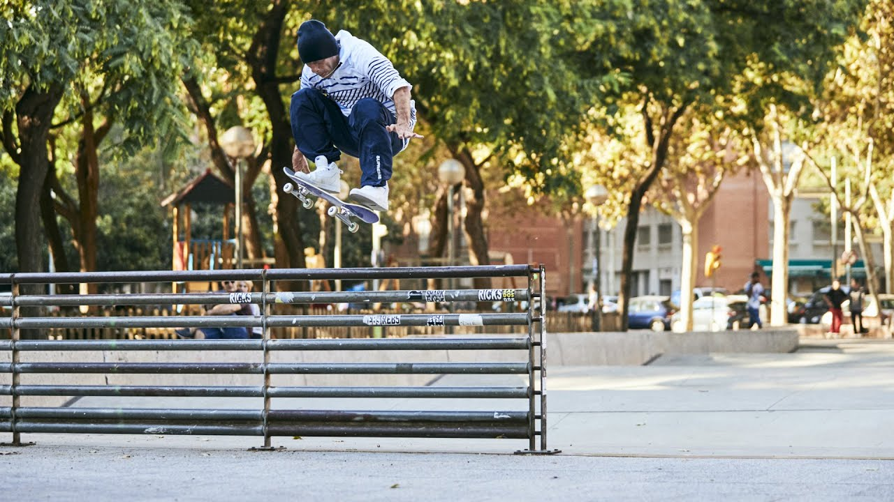 Flip Skateboards' en Espana Video