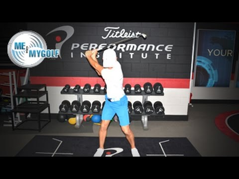 GOLF SWING AND FITNESS WITH TPI AND ME AND MY GOLF PART 3