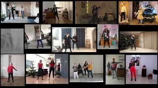 Vidéo de l'Atelier Danse de Seb et Sandra à Mâcon : Final confinement fin d'année
