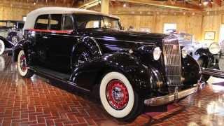 1936 Buick 80C Convertible Phaeton - CCCA Museum
