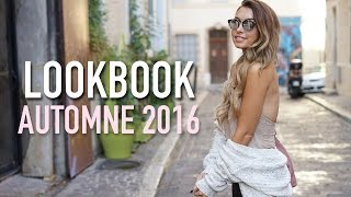 LOOKBOOK Automne - 7 tenues